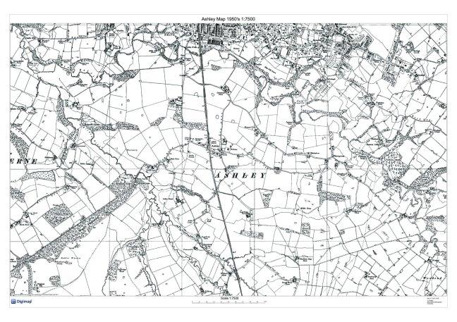 ashley map 1950 a1 print copy